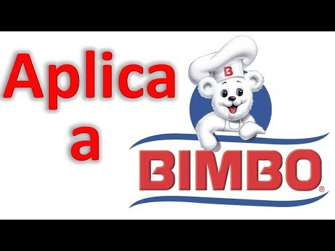 Aplica a Grupo Bimbo